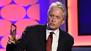 Michael Douglas Honored at AARP Movie Awards