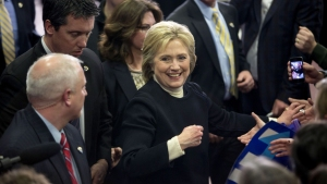 Clinton Aims to Reset Campaign With Focus on Black Voters