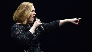 Adele Chides Concertgoer: 'Stop Filming Me'