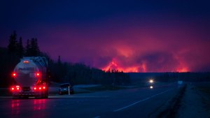 Alberta Fire Forces 3 More Communities to Evacuate
