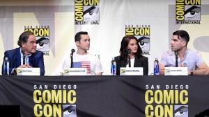 Comic-Con: Oliver Stone Unveils New 'Snowden' Trailer