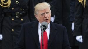 Donald Trump's Full Inaugural Address