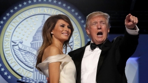 Best Moments of the Presidential Inaugural Balls