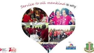 'Go Red' for Heart Month