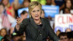 Clinton, Warren Meet for First 2016 Campaign Event