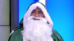 Irish Santa Talks 33.33-Mile Run