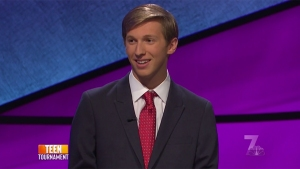 Scripps Ranch HS Senior Holds Own on Teen 'Jeopardy!'