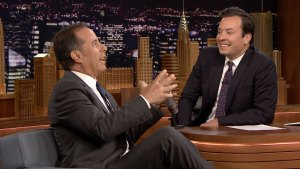 'Tonight Show': Jerry Seinfeld Shares 'Unhappy' Traits