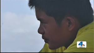 Report From the Philippines: Orphans Wander Alone