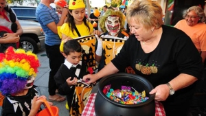 San Diego's Family-Friendly Halloween Activities