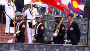 San Diego Marks Memorial Day 2016