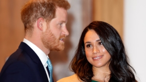 Harry & Meghan Open Up About Struggles of Royal Life