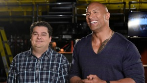 """SNL"": The Rock Reveals His Porn Star Name"