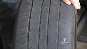 Good Tires Essential in Rainy Weather