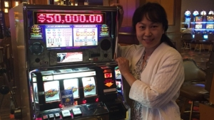 Woman Wins $50K at Pala Casino