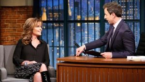 Sarah Palin: U.S. Can't Filter 'Bad Guys' From Refugees