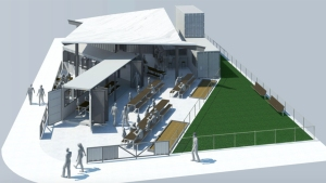 Eater SD: Shipping Container Eatery Planned for IB
