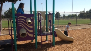 New Playground Opens in Santee
