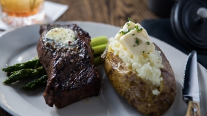 Eater SD: Iconic Steakhouse Sizzles Again in Mission Beach