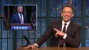 'Late Night': A Look at How Trump Warned US About Himself