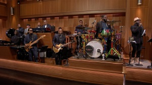 'Tonight': Freestylin' With The Roots and Dave Chappelle