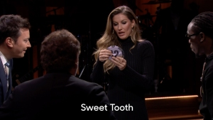 'Tonight': Catchphrase With Billy Crystal, Gisele Bündchen, Quavo