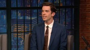 'Late Night': John Mulaney Talks Proposal at Emmys