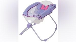 Disney, Eddie Bauer Baby Sleepers Recalled on Safety Fears