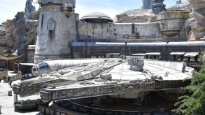 'Star Wars'-Themed Attraction Unveiled at Disneyland