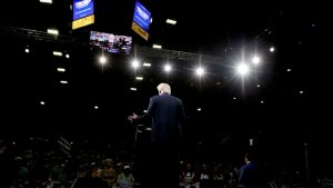 Should Trump Worry About a Third-Party Candidate?