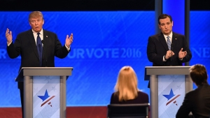 GOP Candidates Set Sights on South in Debate