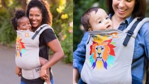 San Diego Co. Creates Zoo Centennial Baby Carrier