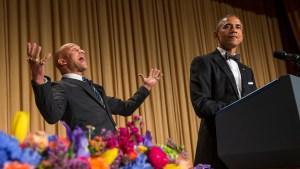 """Hollywood, Washington Stars Mix It Up at """"Nerd Prom"""""""