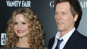 Kevin Bacon Posts 27th Anniversary Instagram Pic