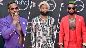 ESPYs 2018 Fashion: Athletes, Celebs' Bold Red Carpet Looks