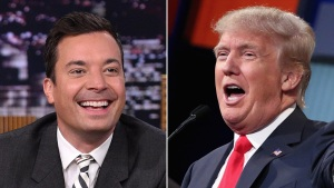Trump Set for 'Tonight Show' With Fallon