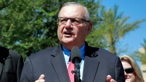 Joe Arpaio Among Political Figures Duped by Sacha Cohen