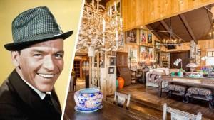 Frank Sinatra's Desert Hideaway 'Villa Maggio' Relisted for $4.5M
