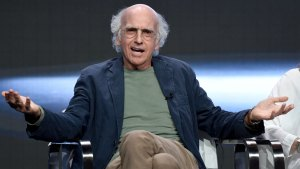 Larry David Says He and Bernie Sanders Are Distant Relatives