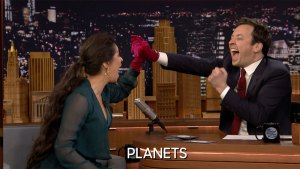 'Tonight Show': Jinx Challenge With Lilly Singh