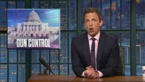'Late Night': Senate Failing to Pass Gun Control