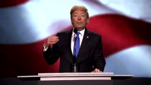 'Tonight': Fallon Delivers Trump's Surprise RNC Speech
