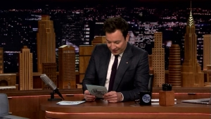 'Tonight Show': Fallon Reads Tweets With Advice To Not Follow