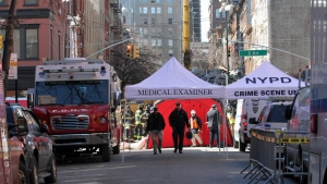 NYC Officials Believe Missing Bodies Found in Building Explosion Rubble