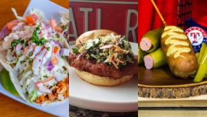 MLB FoodFest Pitches Other Teams' Eats to LA