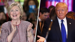 Poll: Clinton Leads Trump by 5 Points Nationwide