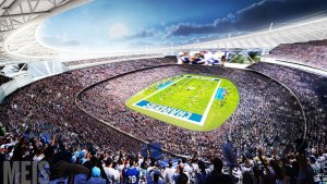 San Diego County Expenses for Stadium Consultation