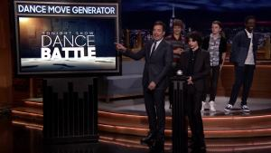 'Tonight': Dance Battle With the 'Stranger Things' Kids