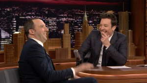 'Tonight': Tony Hale's Not Sure His Wife Likes Him