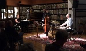 German Trio's California Debut